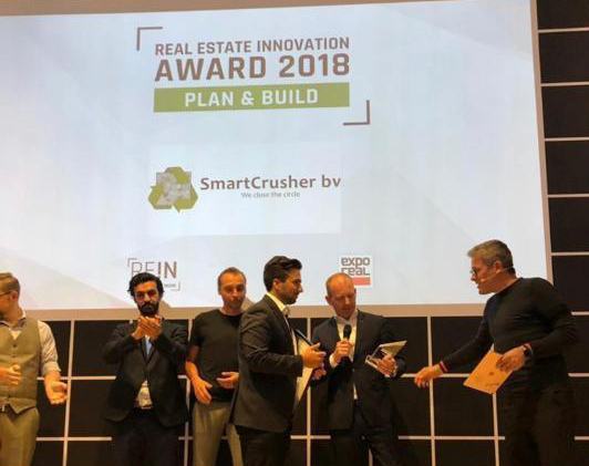 Real Estate Innovation Award 2018